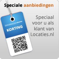 Speciaal voor u als klant van Locaties.nl